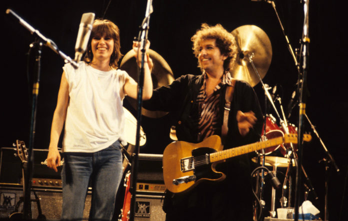 Chrissie Hynde Bob Dylan