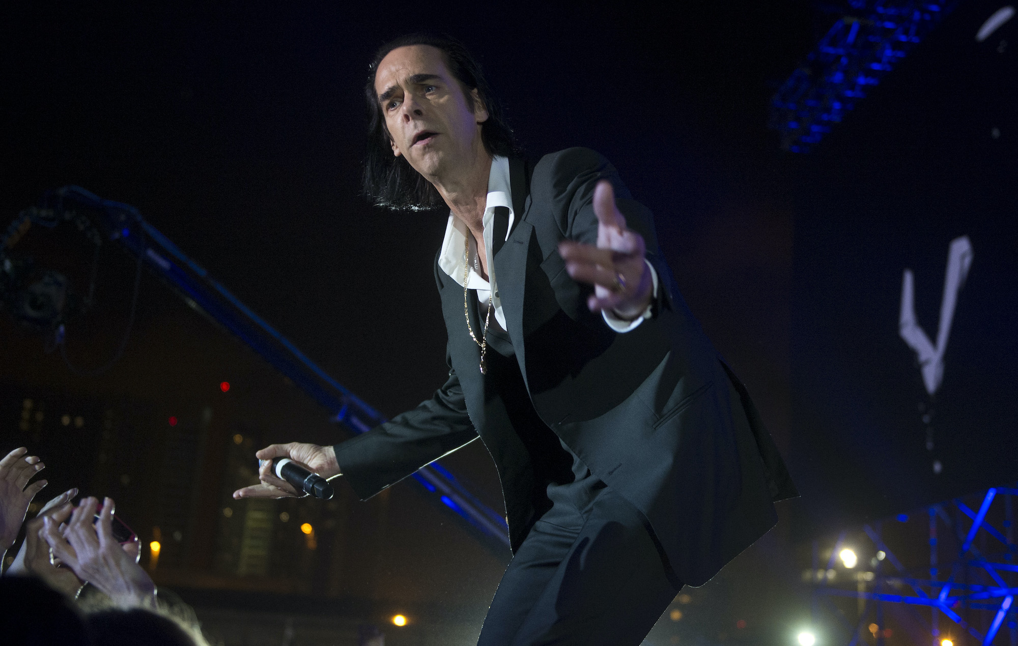 "Nick Cave on 'Fairytale Of New York' row: ""The BBC continue to mutilate an artefact of immense cultural value"""
