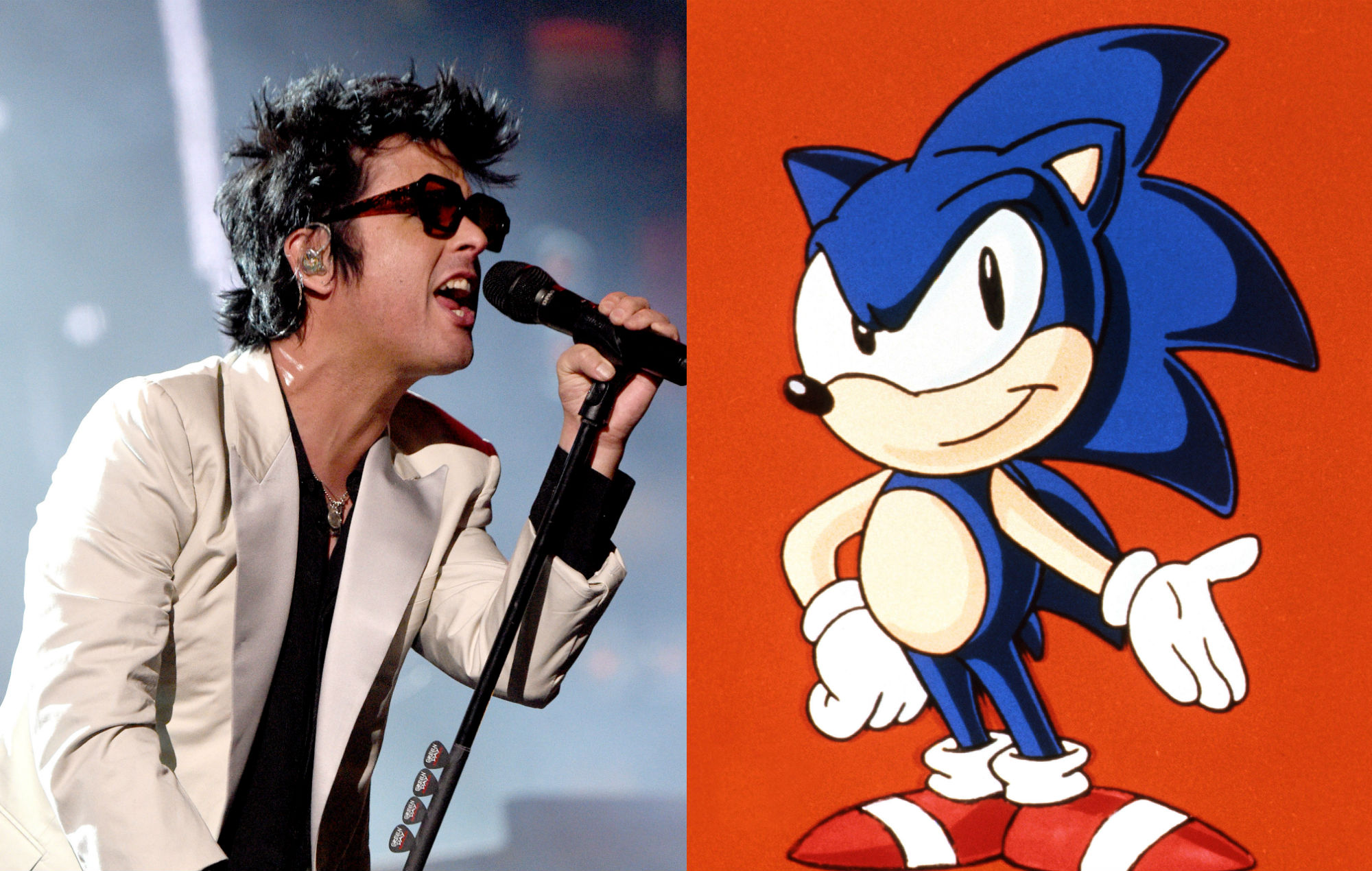 Here's Green Day in the style of a Sega Megadrive soundtrack