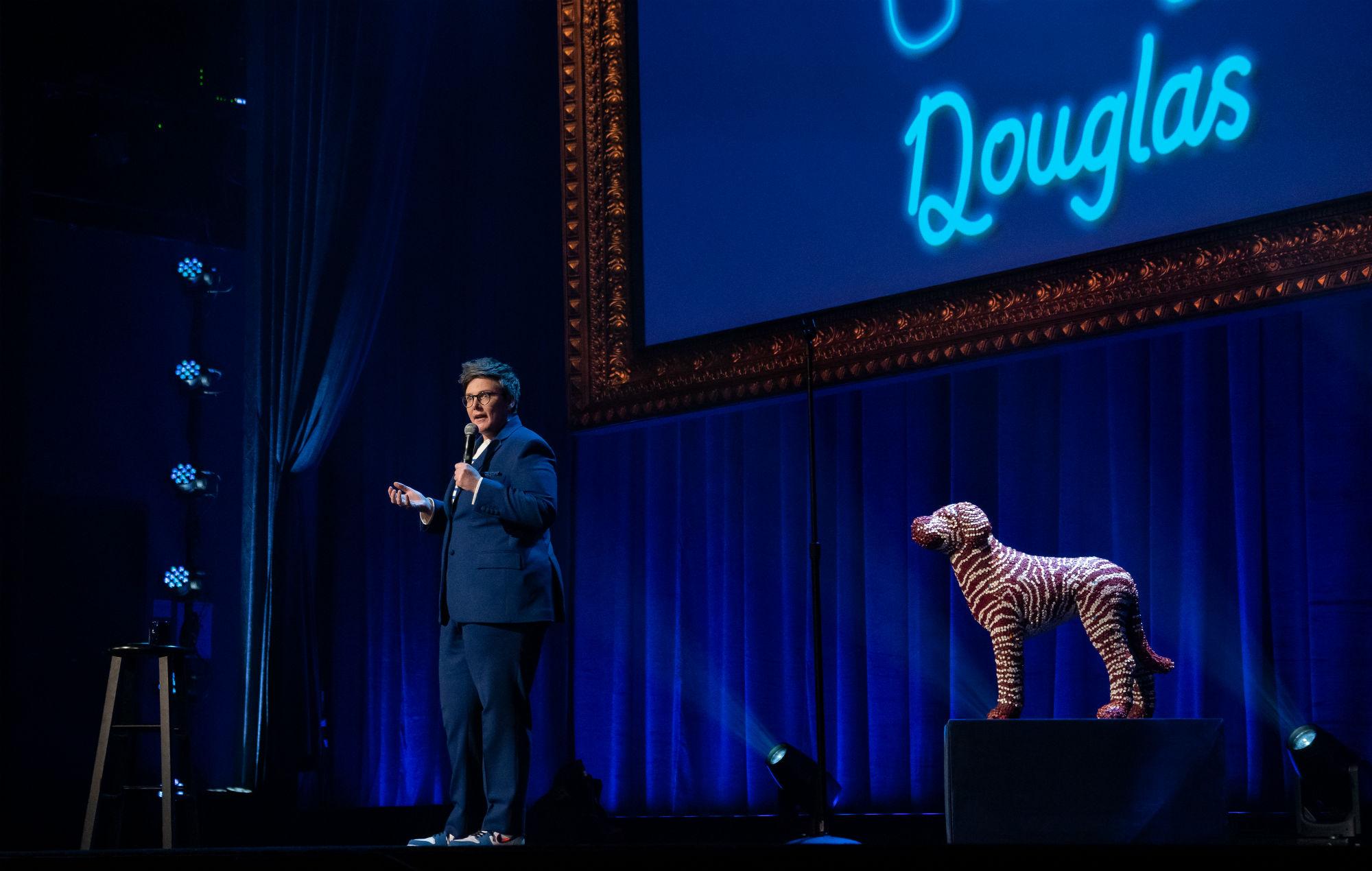 Hannah Gadsby's new show 'Douglas'