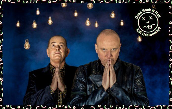 Does Rock 'N' Roll Kill Braincells?! - Martyn Ware, Heaven 17 - NME interview