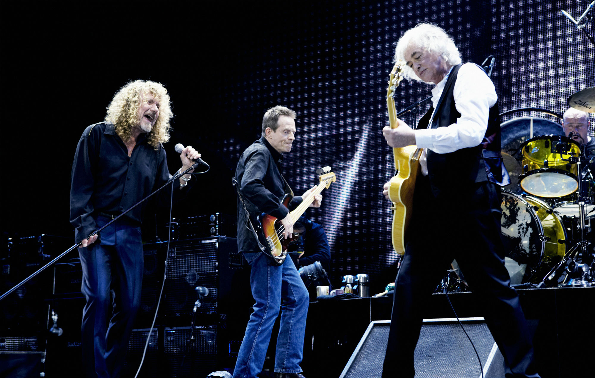 Led Zeppelin to stream 'Celebration Day' reunion concert film for free this weekend - EpicNews