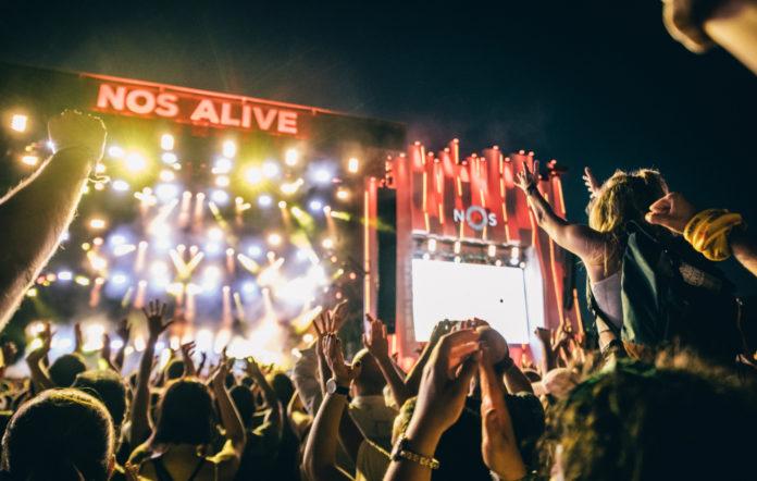 NOS Alive 2020 postponed