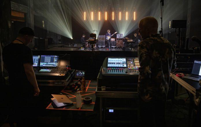 Noise Jazz gig in Norway
