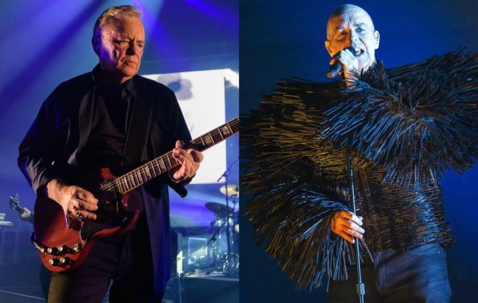 New Order Pet Shop Boys US tour