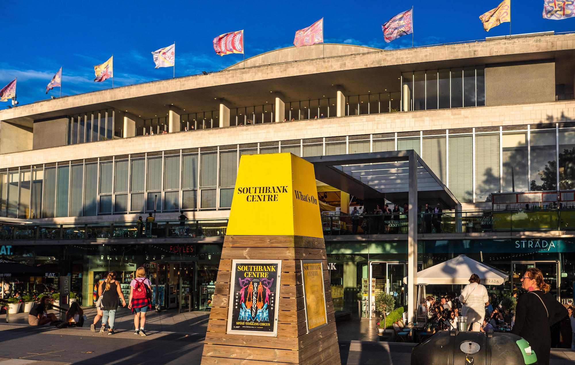 """London Southbank Centre workers pen open letter protesting against redundancies and """"institutional racism"""""""