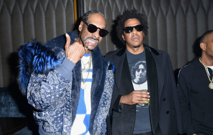 Snoop Dogg and Jay-Z