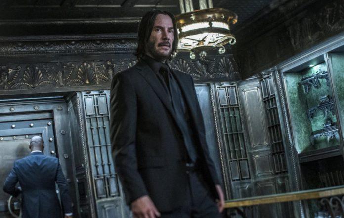 Keanu Reeves, John Wick 3