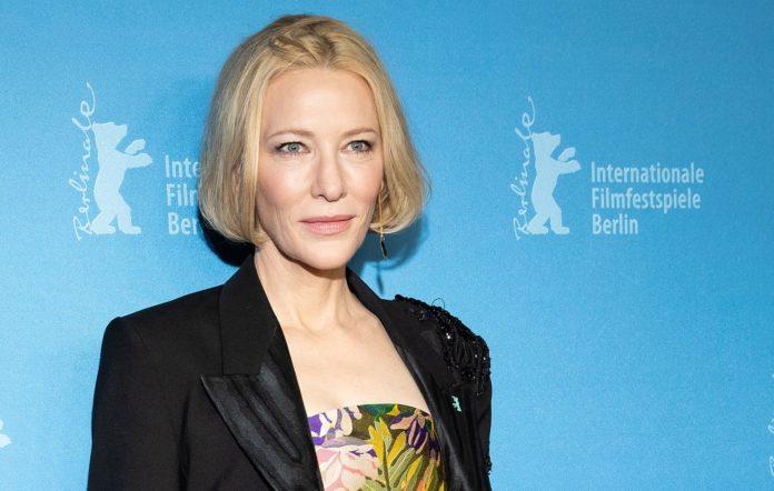 Cate Blanchett The Simpsons