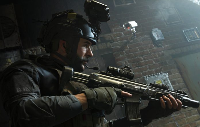 Captain Price in Call Of Duty: Modern Warfare