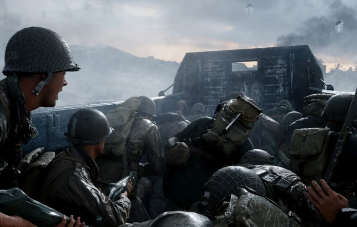 Sledgehammer Games' Call Of Duty: WWII