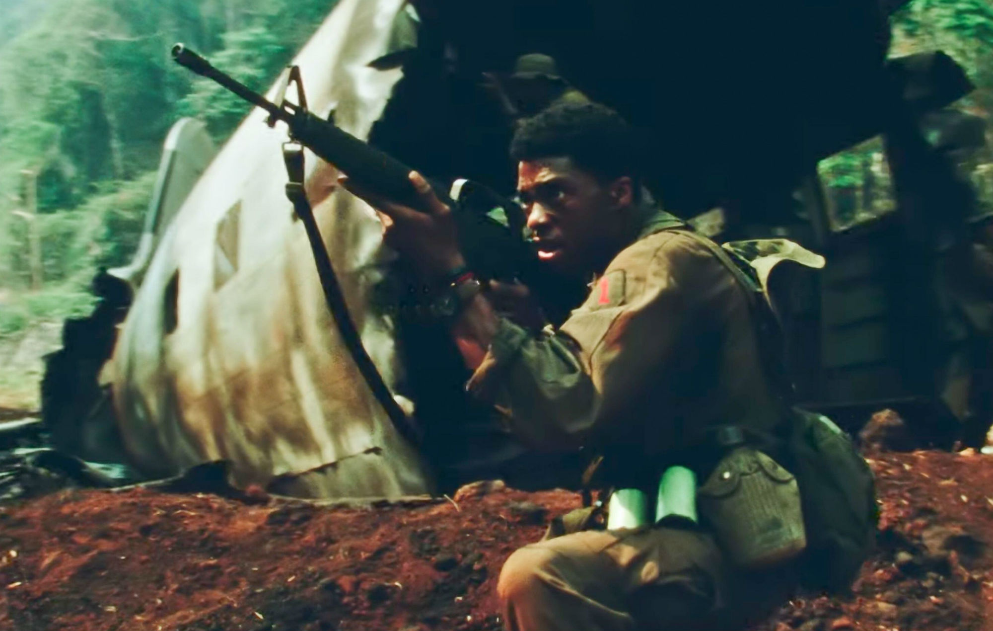 Spike Lee's Da 5 Bloods : Black US Vietnam veterans discuss their ...