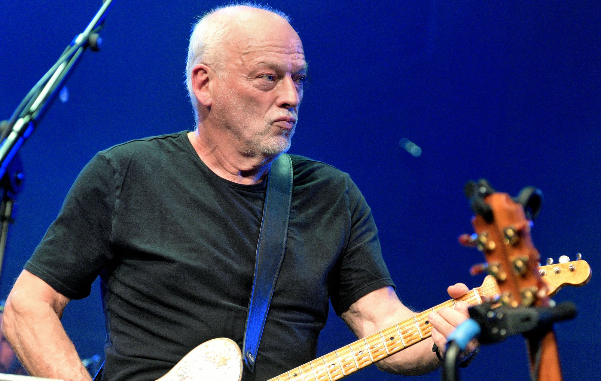 David Gilmour debuts 'Yes, I Have Ghosts', his first new track in five years thumbnail