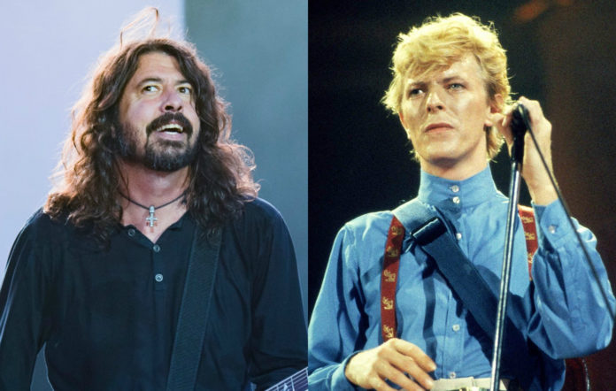 Dave Grohl, David Bowie