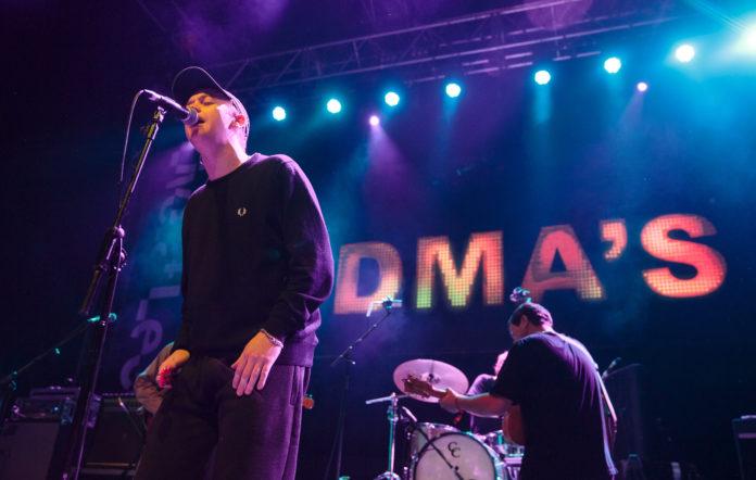 DMAs Hills End debut album Tim Burgess Twitter listening party