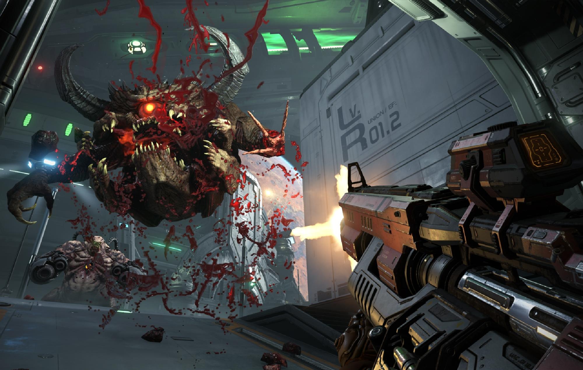 First Major Doom Eternal Update Will Introduce Empowered Demons