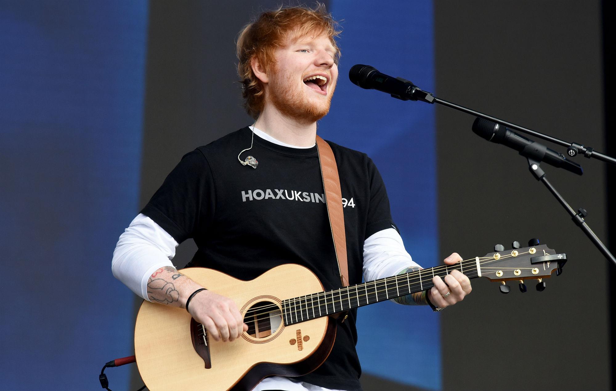 Ed Sheeran Lisäkonsertti