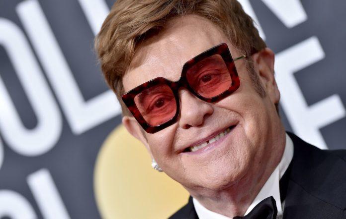 Elton John Killing Eve