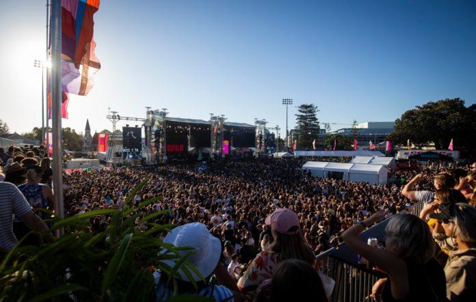 falls festival 2020 getty images matt jelonek