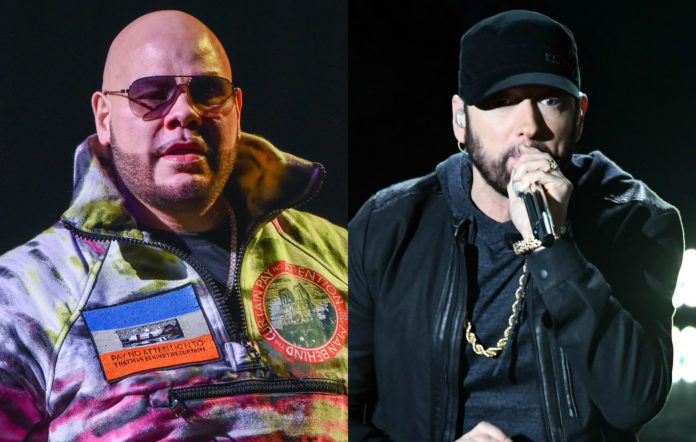 Fat Joe Eminem Lean Back remix