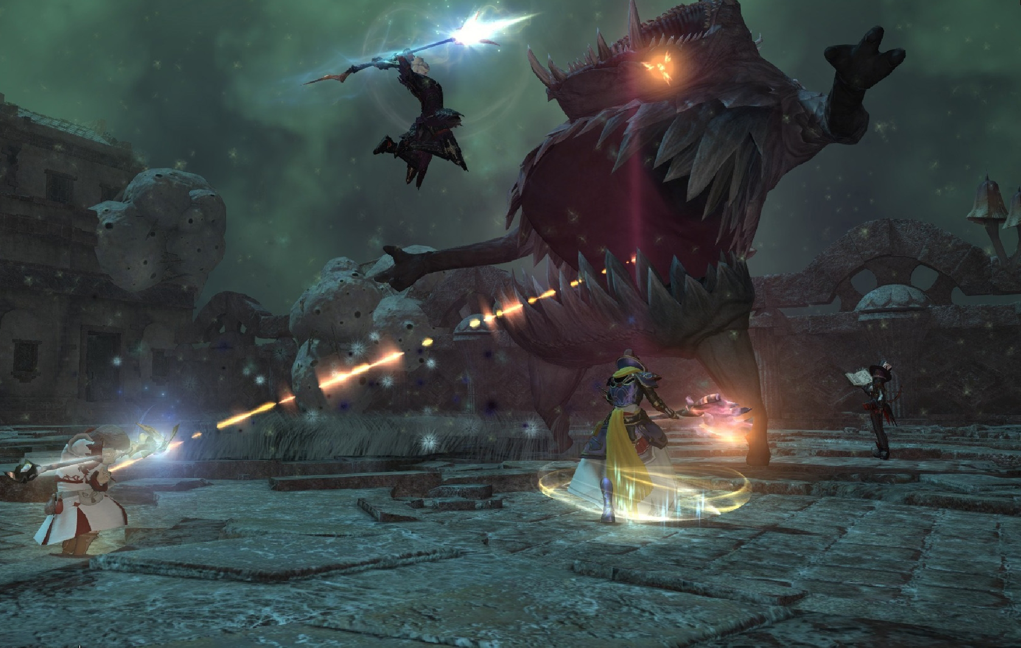'Final Fantasy XIV' is free on the PlayStation Store for a limited time - NME