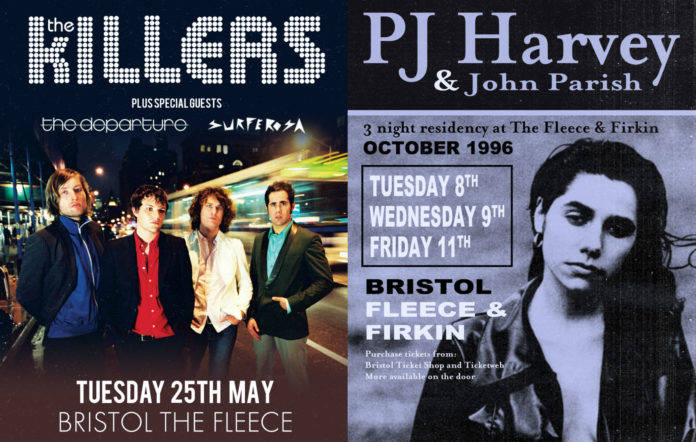 The Killers / PJ Harvey
