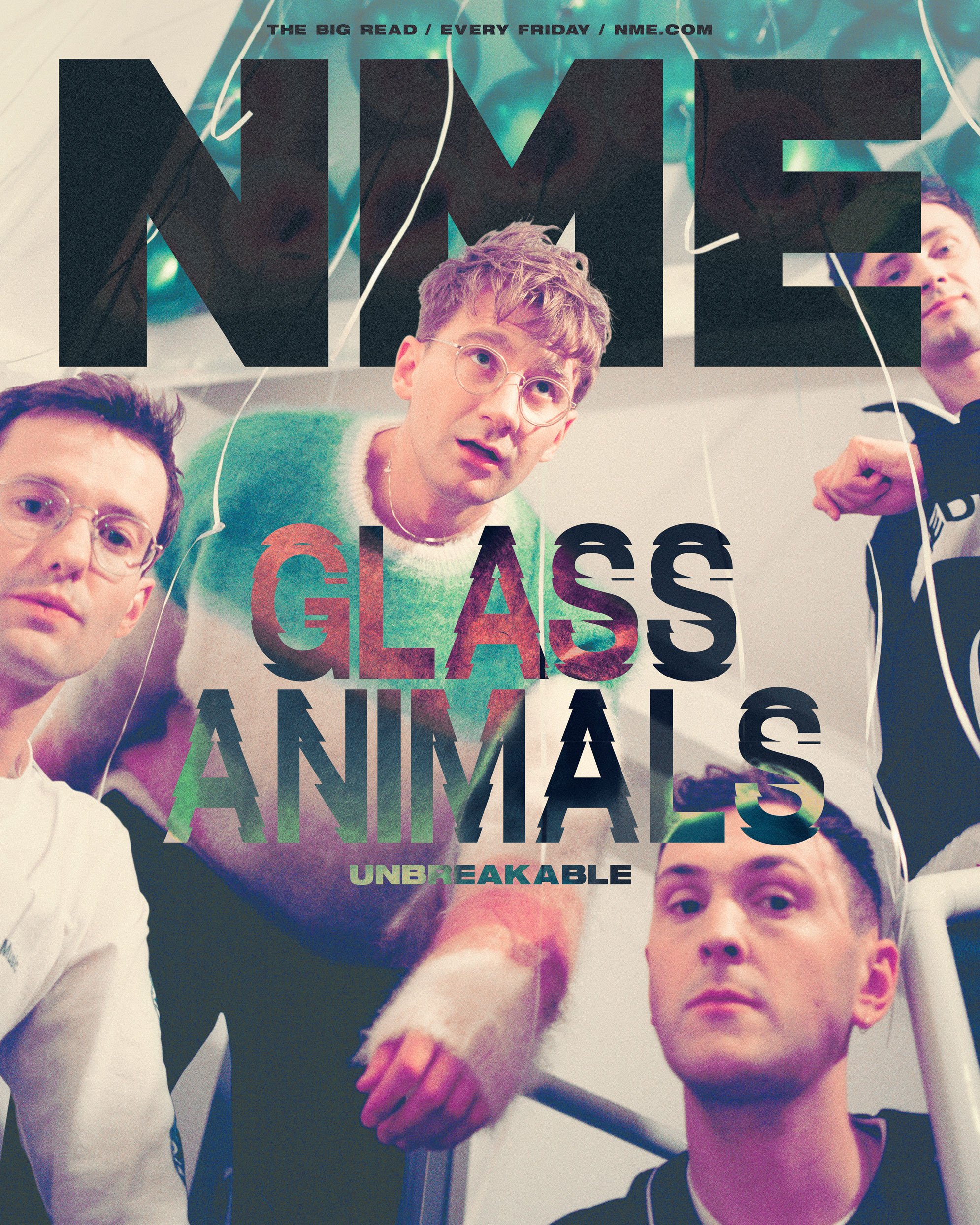 glass animals nme cover interview