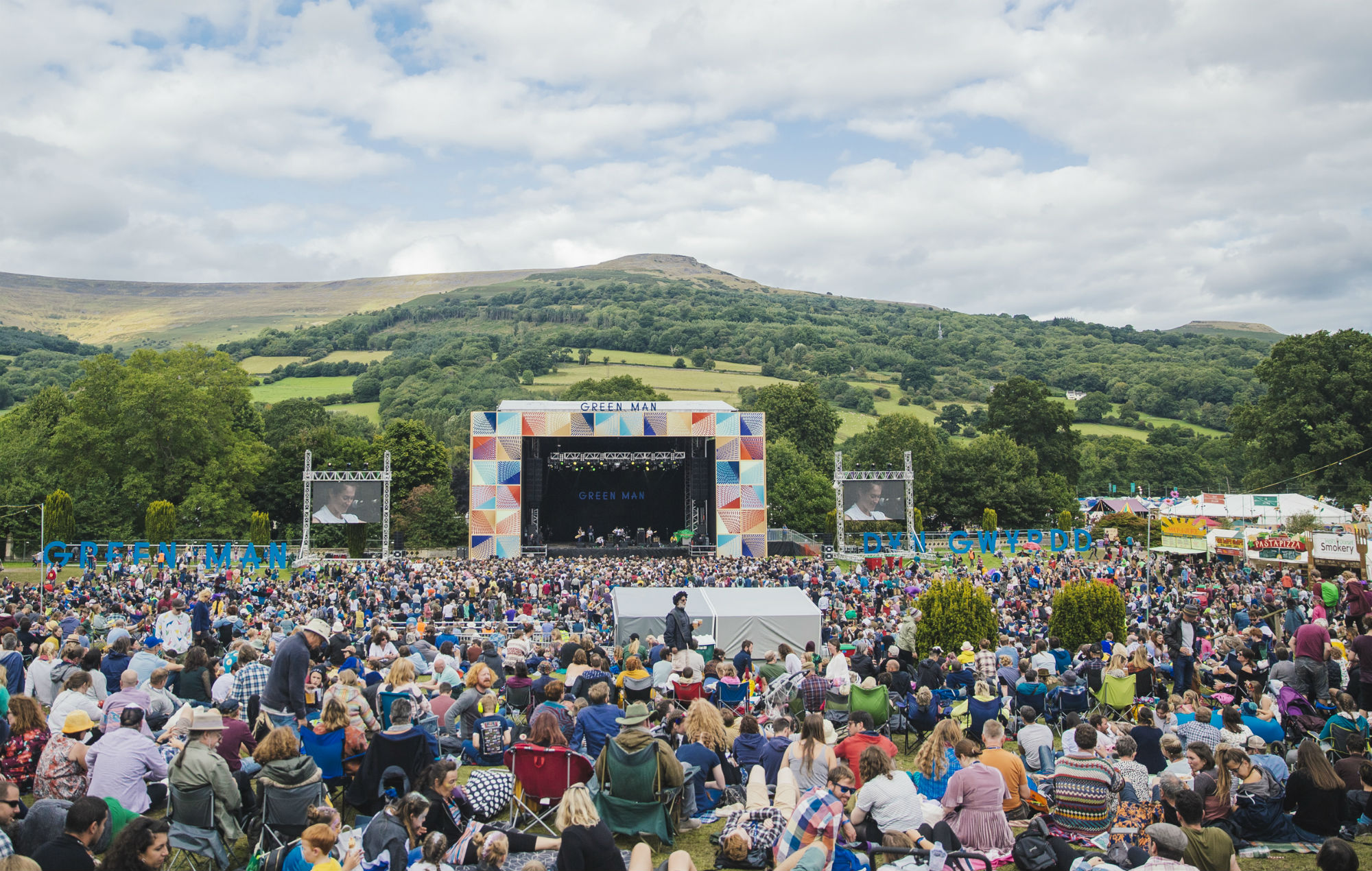 Green Man Festival announces 'Field of Streams' virtual event