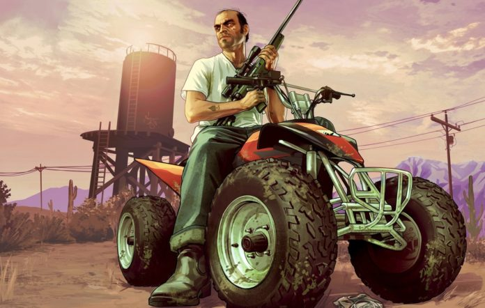 Rockstar Games' GTA V