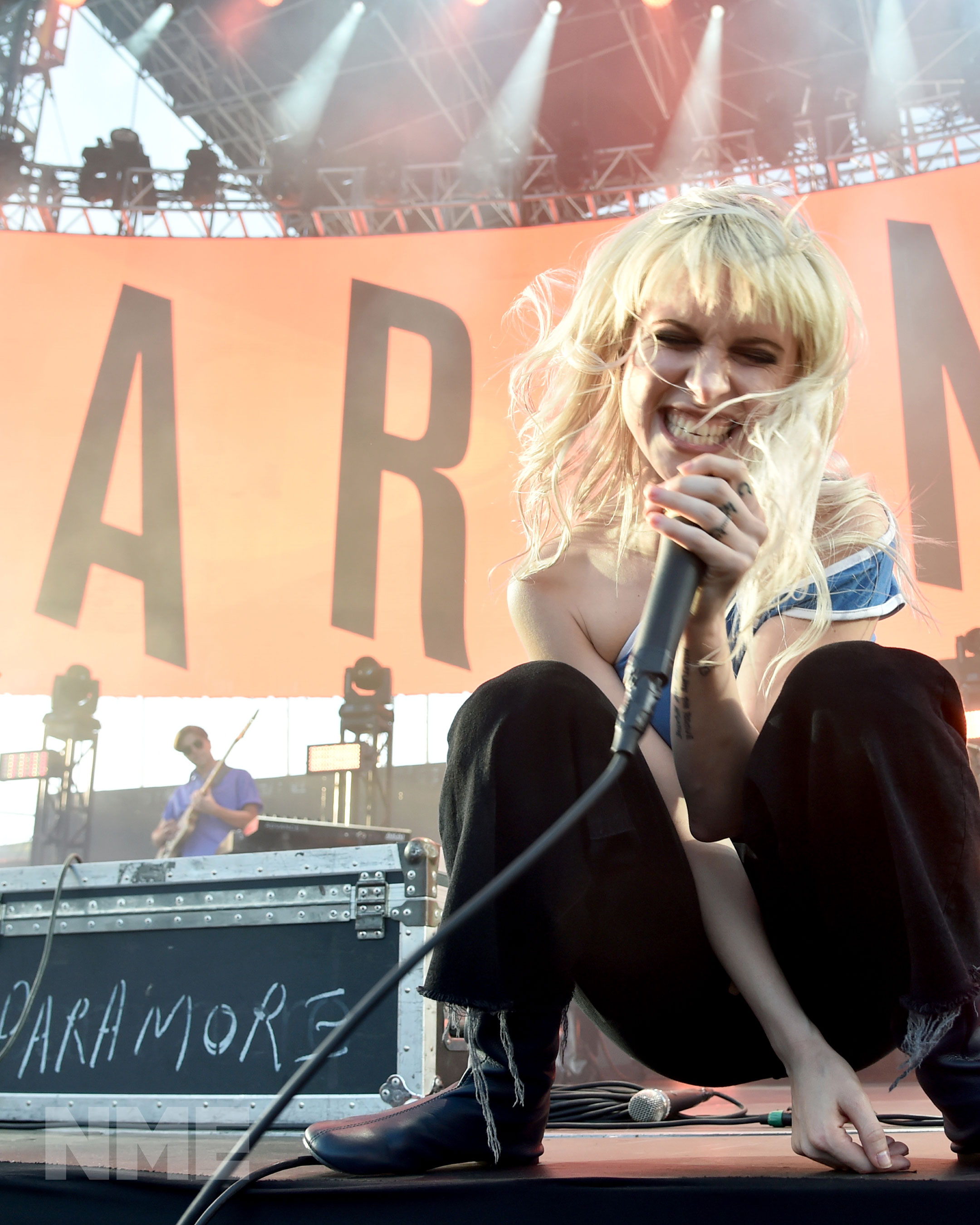 hayley williams nme cover interview paramore
