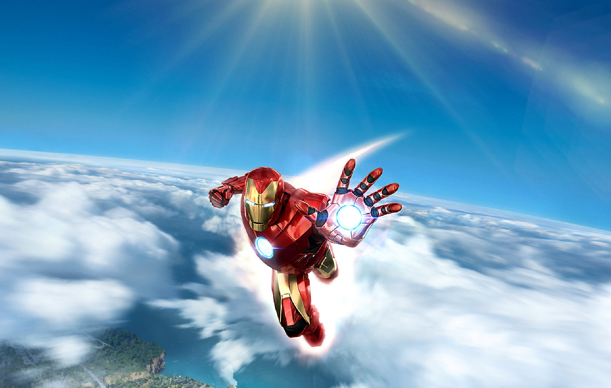 Marvel's Iron Man VR.