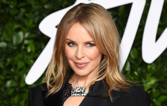 kylie minogue 2020 jeff spicer getty images