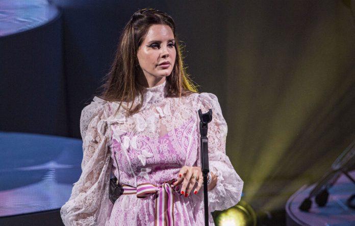 Lana Del Rey Accuses People Of Making Her Instagram Post A Race War