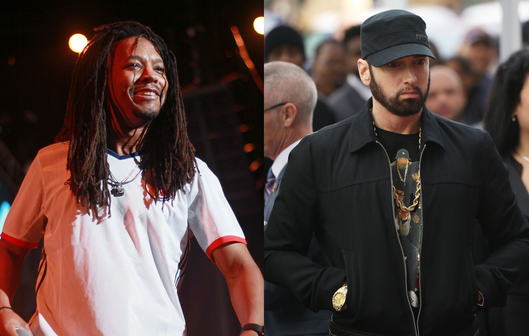 Listen to Lupe Fiasco re-work Eminem's 'Stan' to hit back at critical fan - EpicNews