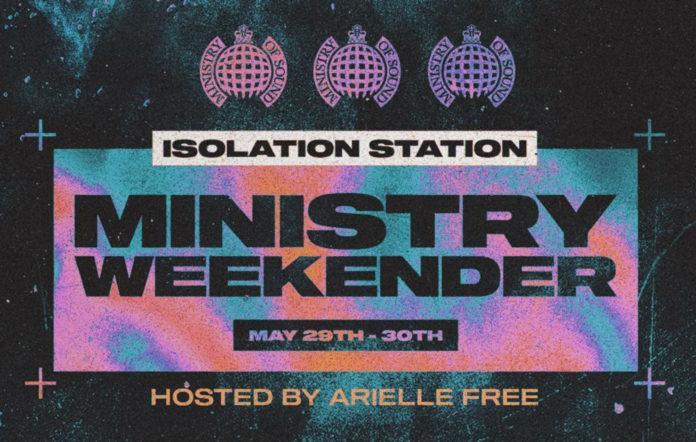 Ministry of Sound weekender