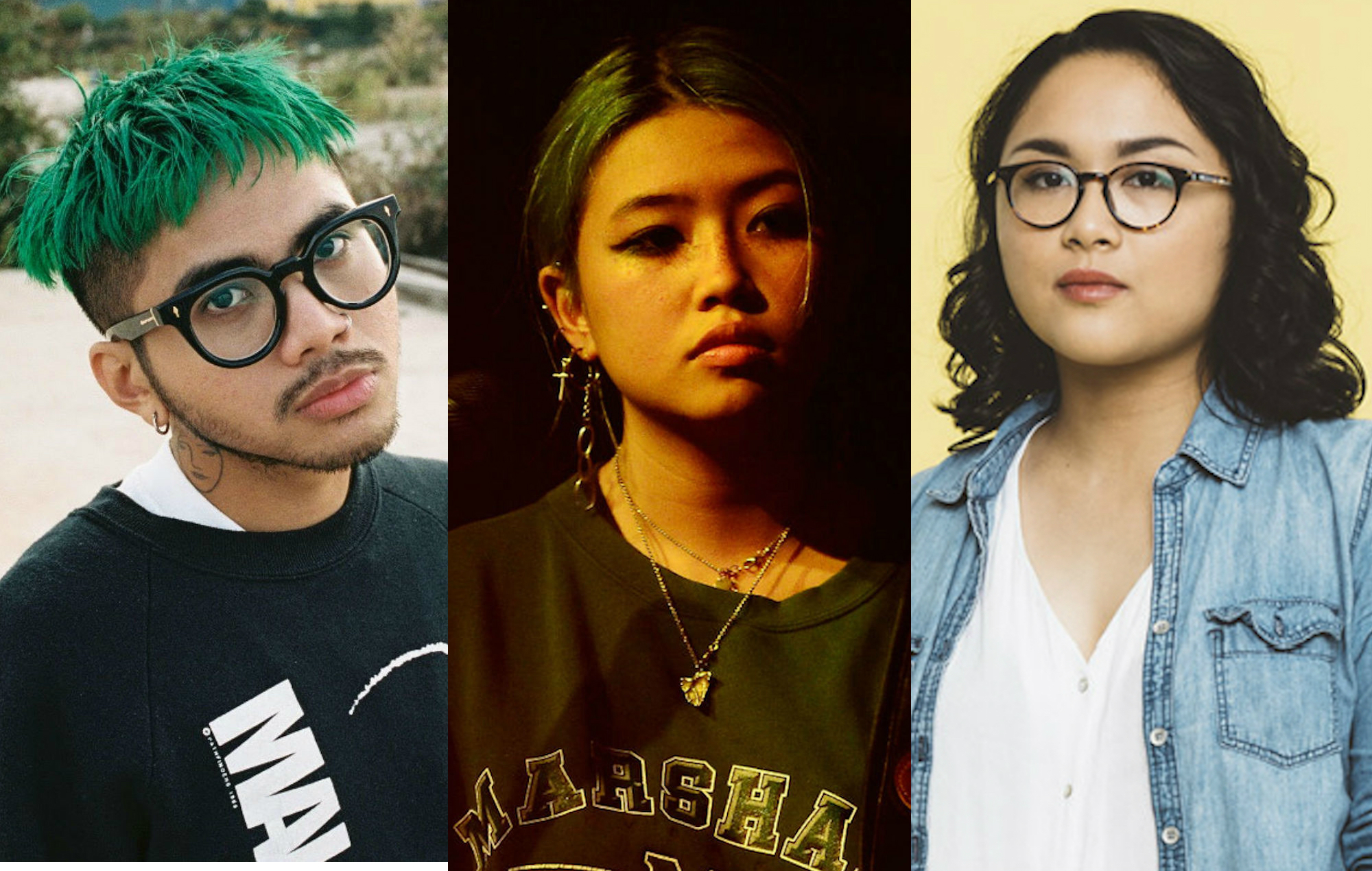 No Rome is teasing a collab with Beabadoobee and Jay Som