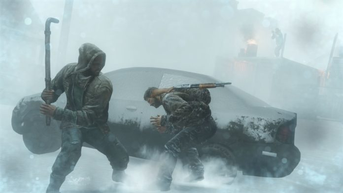 The Last Of Us Joel Beatdown