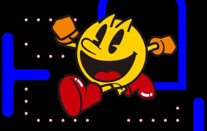 Namco's Pac-Man Atari