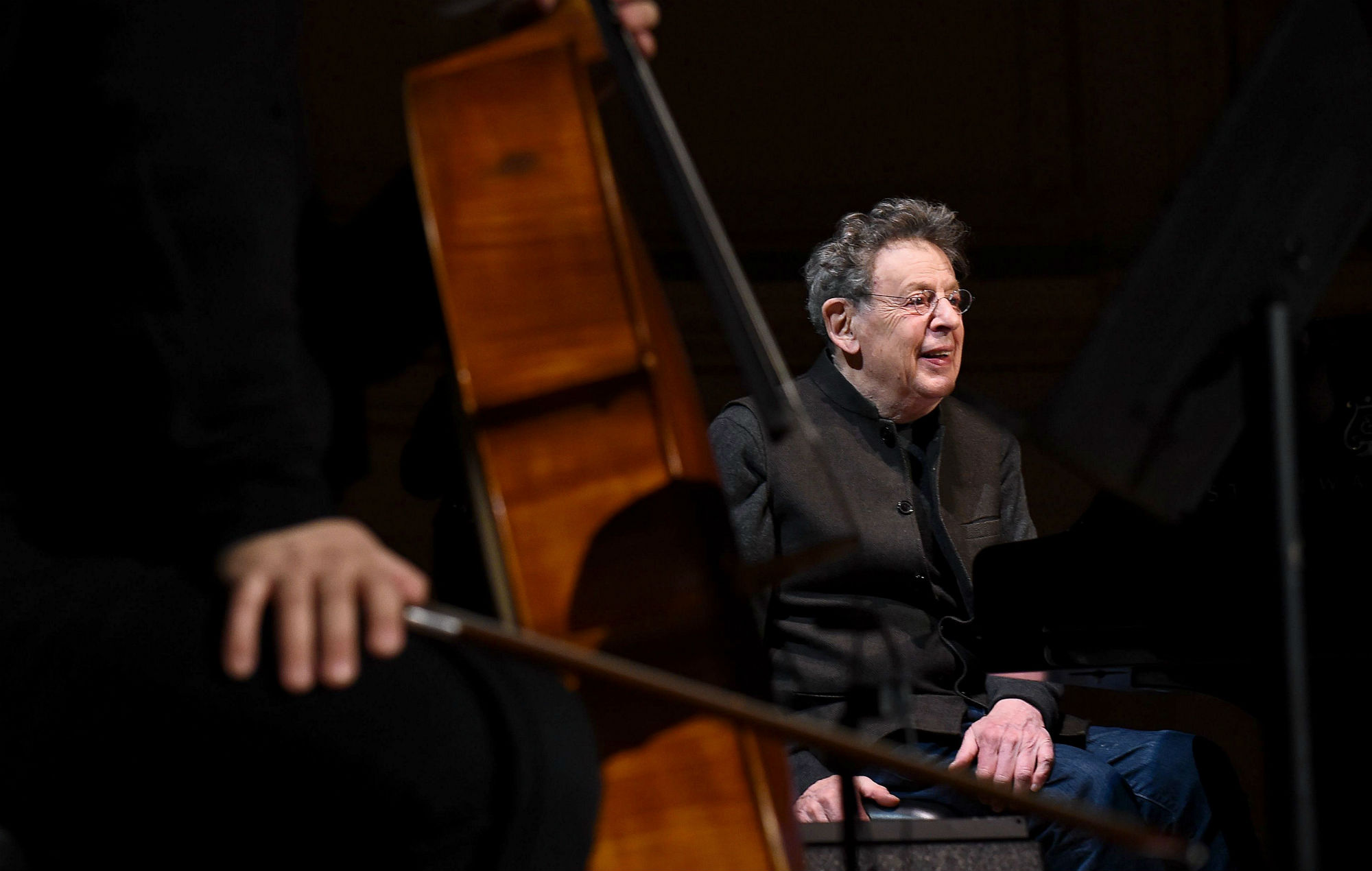 Philip Glass piece that went missing for decades gets recorded release