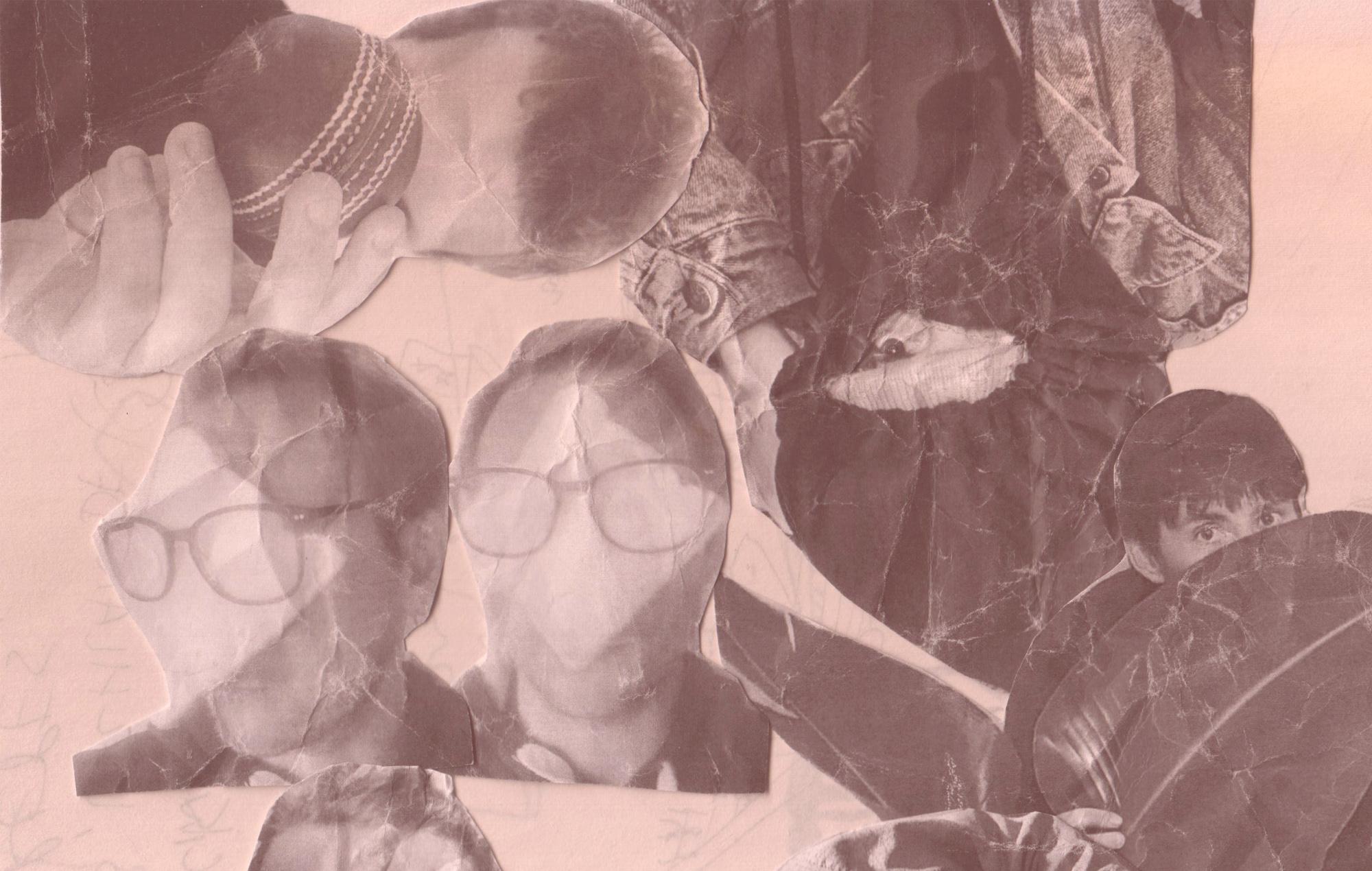 Pop Filter Banksia album Laughing Falling single