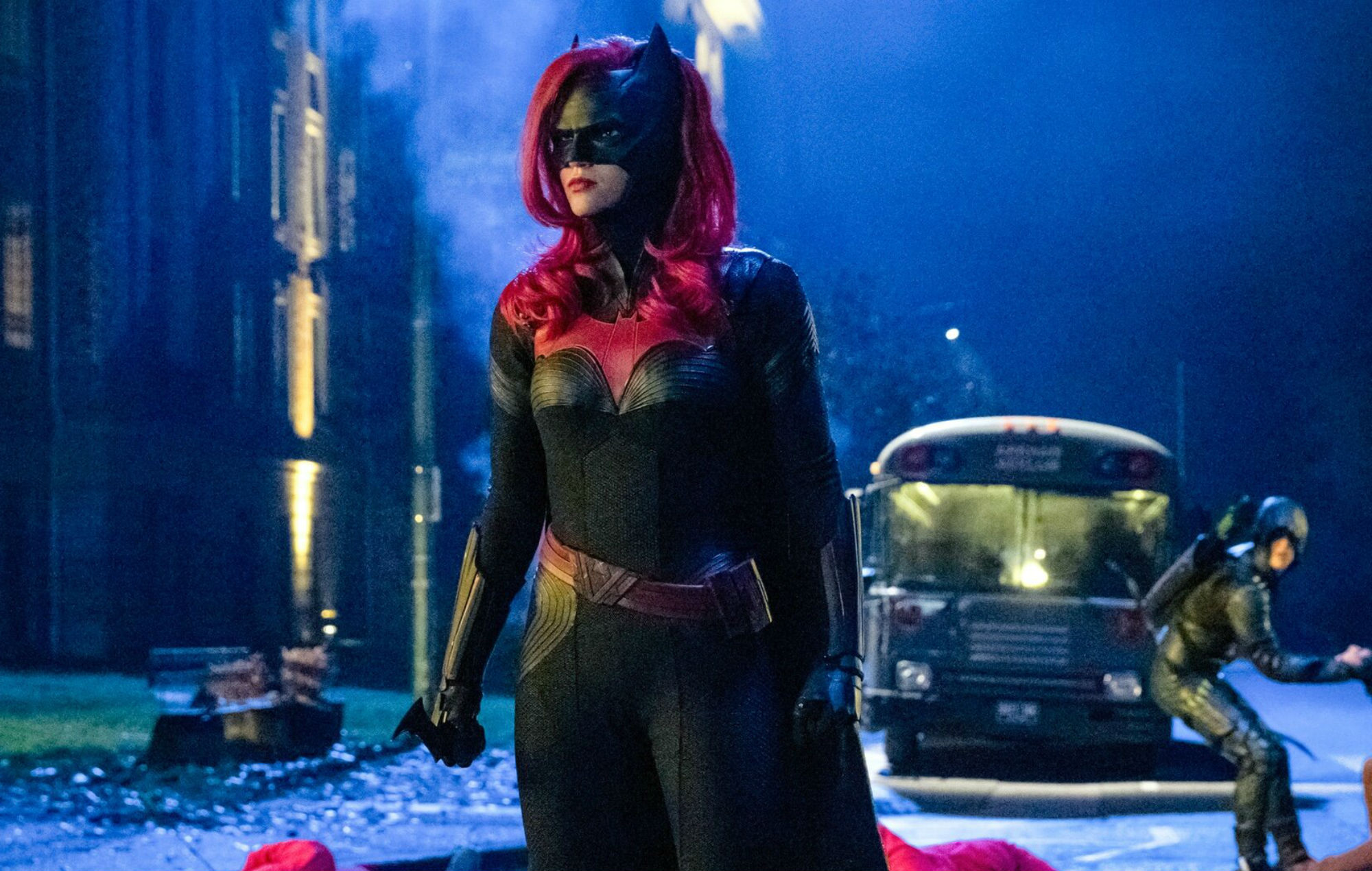 'Batwoman': Kate Kane won't be recast after Ruby Rose's exit