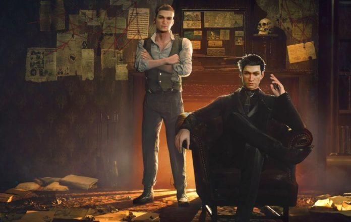 Sherlock Holmes and Jonathan