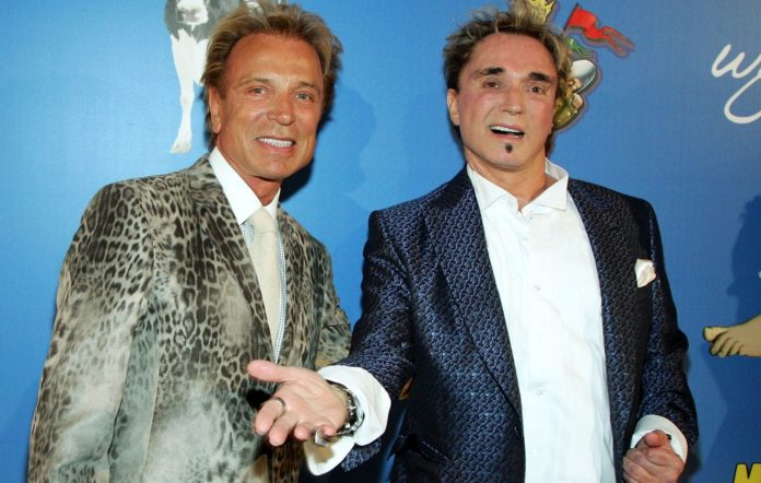 Siegfried Roy Tiger King