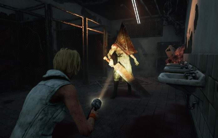 The Silent Hill DLC in Dead By Daylight