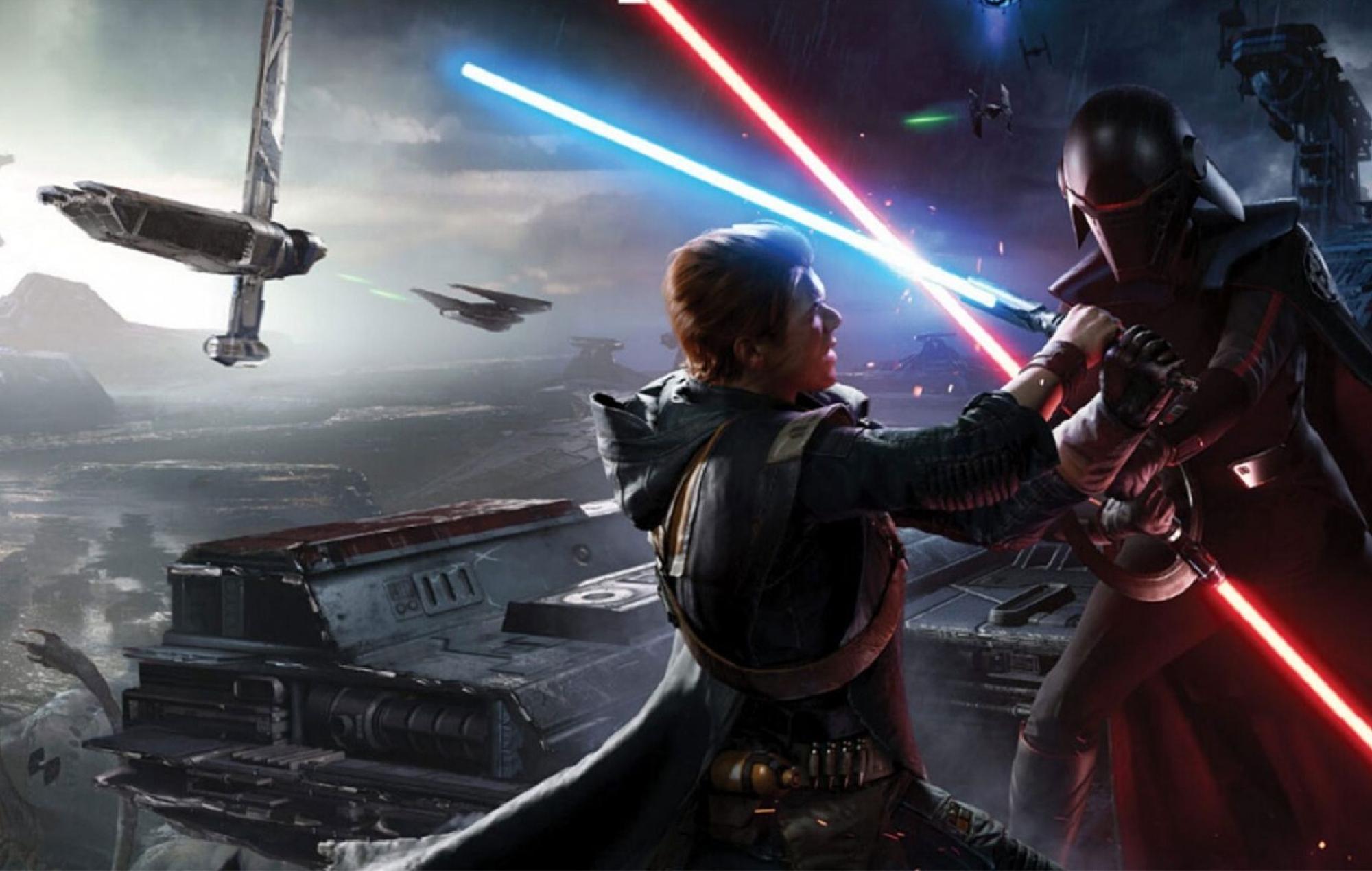 EA confirms 'Star Wars Jedi: Fallen Order' kicks off a new franchise | NME
