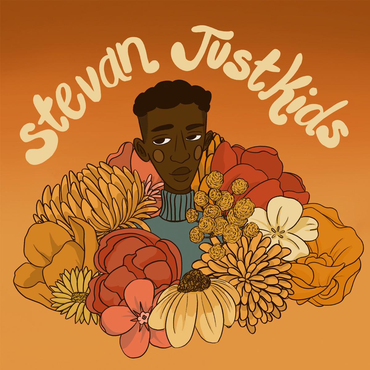 Stevan Just Kids mixtape album