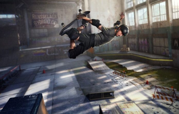 Tony Hawk's Pro Skater 1 and 2 Remastered