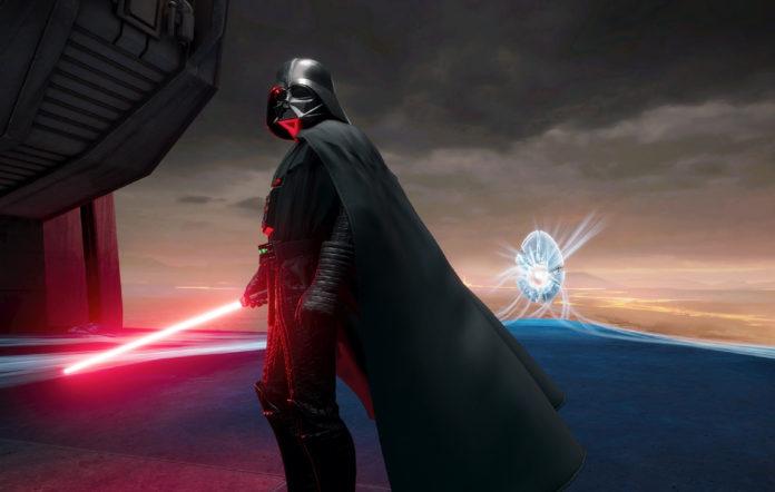 Darth Vader in Vader Immortal