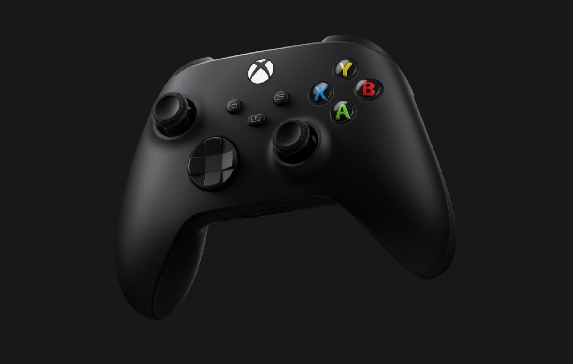 Xbox Series X's controller