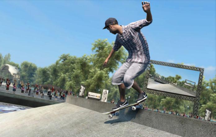 new skate game ea